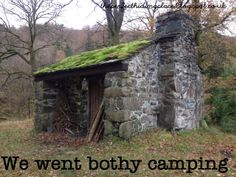 The Perfect Hiding Place - We went bothy camping! #Bothy #LakeDistrict #Cumbria #Camping