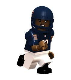 Chicago Bears NFL OYO Minifigure Matt Forte