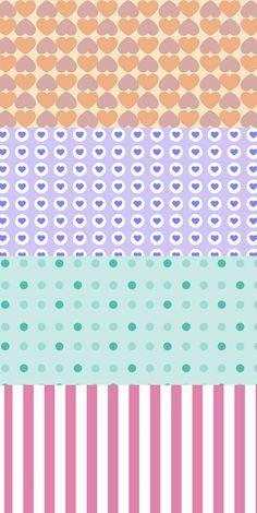 Papel Deco de Craftingeek. Estos son de los diseños más descargados para tus…