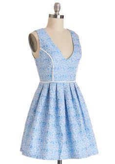 No Place Prettier Dress, #ModCloth