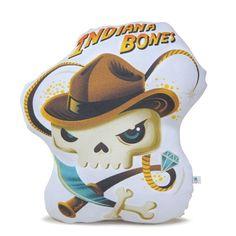 Almofada Indiana Bones