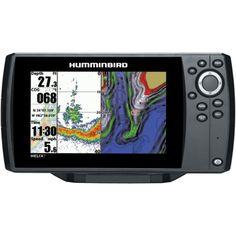 HUMMINBIRD 409820-1 HELIX(TM) 7 Sonar GPS