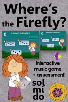 Melody Game! Your elementary music students will love this interactive game while aurally identifying do/mi/sol! Engaging lesson and activity! Assessment included!