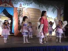 Vitrine da Dança - Deise Dutra / Anjinhos
