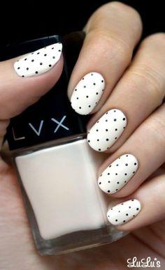 cool 20 Simple and Beautiful Minimalist Nail Art Ideas