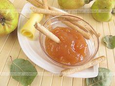 Dżem jabłkowy z miętą