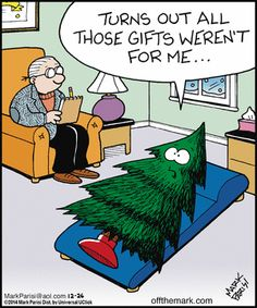 Off the Mark  (Dec/26/2014) #christmashumor