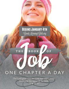 Introducing the book of Job   Good Morning Girls (GMG)