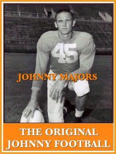 johnny majors tennessee - Google Search
