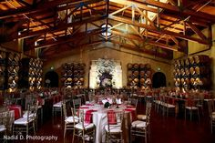 Sonoma, CA Indian Wedding by Nadia D. Photography