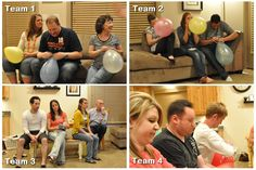 Minute to Win it 30th Birthday Party games