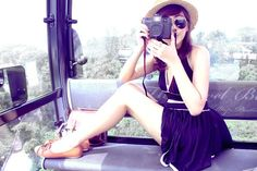 Taking a picture (: Summer Outfits, Take That, Bliss, Cute, People, Pictures, Inspiration, Clothes, Color
