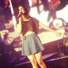 Lana Del Rey in Chicago #LDR #Paradise_Tour 2013