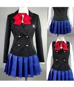 Another Misaki Mei Girls School Uniform
