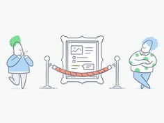 Dropbox Paper : People by Zach Graham for Dropbox