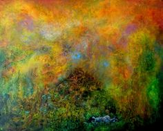 rodulfo art | lost in a dream by rodulfo traditional art paintings landscapes