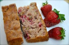 Strawberry Pecan Bread – MMM MMM GOOD! One of my favorite recipes to make and it's so easy! I vary the recipe by changing fruits and the type of nuts. I make a Banana Raisin version that is so yummy!