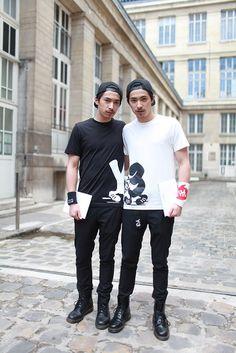 They Are Wearing: Paris Men's Fashion Week Spring 2015