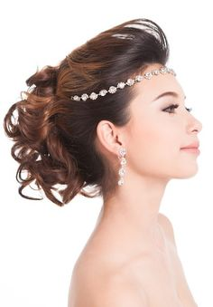 9 Quinceanera Short Hairstyles - Quinceanera Hairstyles For Short Hair Crown Hairstyles, Trendy Hairstyles, Wedding Hairstyles, Mint Quinceanera Dresses, Quinceanera Hairstyles, Hot Hair Styles, Wedding Updo, Prom Hair, Updos