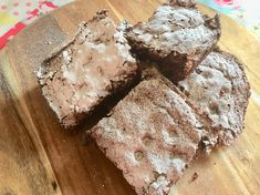 Here is a recipe for the most delicious chocolate brownies ever. Soft and squishy in the centre with a chewy edge and a fabulously chocolaty taste. You won't just be able to stop at one, they're totally addictive.