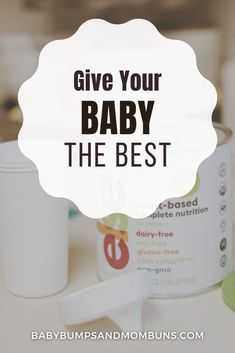 If you've been following me on social media or even my blog, you should know that I love natural products. I love making sure I'm giving my kids the absolute best. When my daughter was younger, I was clueless. I had no idea what I was doing and I sure wish Else Nutrition was a thing then. Toddler Nutrition, Love Natural, Clueless, Corn Syrup, Kids Meals, Plant Based, Dairy Free, To My Daughter, Give It To Me