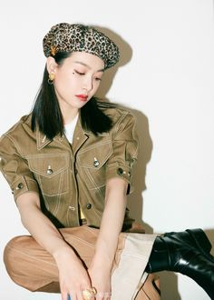 Song Qian, Victoria Song, Punk, Songs, Female, Studio, Kpop Girls, Beautiful, Style