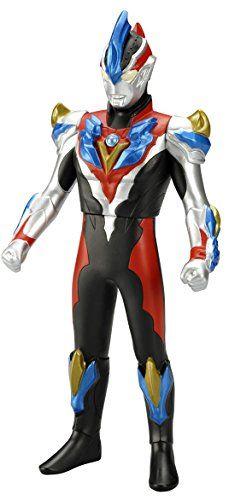 Bandai Japan Tsuburaya Ultra Hero 500 Spark Dolls Series: #28 & #30 (D) Ultraman Galaxy Ginga Victory (Human Hosts: Hikaru Raido, Shou) Soft Vinyl Figure 5 Inches Tall with Licensed Movie Card Tag Bandai Japan/Tsuburaya Productions 2015 http://www.amazon.com/dp/B00RG89CIU/ref=cm_sw_r_pi_dp_0Ov7ub1832C88