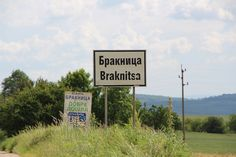 über den Ort Braknitsa - Haus Kavaleto