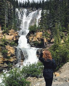 12 Best Waterfalls In Alberta You Need To Road Trip To This Spring - Narcity Waterton Lakes National Park, National Parks, Bragg Creek, Johnston Canyon, Get Outdoors, Family Adventure, Banff, Natural Wonders, Hiking Trails
