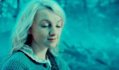 """grangerhermiones: """""""" hp meme: relationships → Harry and Luna """" """" Harry Potter Witch, Harry Potter Characters, Harry Potter World, Ginny Weasley, Hermione Granger, Evanna Lynch, I Love You Girl, Casting Pics, Harry Potter Pictures"""