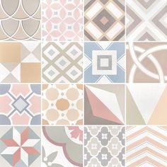 Коллекция Caprice Deco от Equipe Ceramicas (Испания)