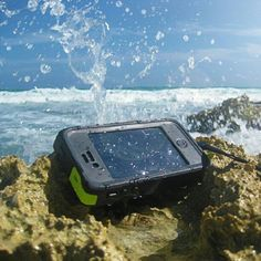 Armor iPhone Case by Otterbox. Nearly indestructable phone protection