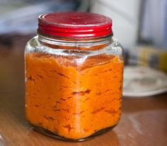 This recipe is for a traditional food Fermented Sweet Potato which I discovered recently. I was reading the book Cure Tooth Decay by Ramiel Nagel (no I don't have tooth decay but still very g… Kombucha, Raw Food Recipes, Fish Recipes, Cooking Recipes, Healthy Recipes, Probiotic Foods, Fermented Foods, Cure Tooth Decay, Pickling