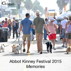 Did you go to the Abbot Kinney Festival on Sunday? We had a wonderful time celebrating Venice with the community. See fun event photos on our blog.