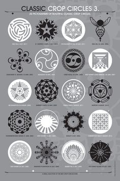 Classic Crop Circles 3. by R71.deviantart.com on @DeviantArt