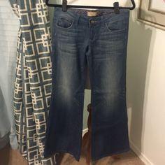 NWOTPaige Premium Denim Flares NWOT never worn Paige Premium Denim flare jeans. So soft and comfortable! Style: Bundy Paige Jeans Jeans Flare & Wide Leg