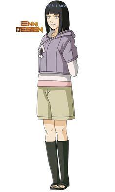 Hinata Uzumaki Hyuuga (Boruto) by ienni Design Hinata Hyuga, Naruhina, Naruto Shippuden Sasuke, Anime Naruto, Naruto Sasuke Sakura, Otaku Anime, Anime Manga, Naruto Family, Boruto Naruto Next Generations