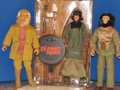 Planet of The Apes (1968 movie)