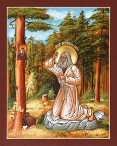 Saint Seraphim of Sarov | Flickr - Photo Sharing!