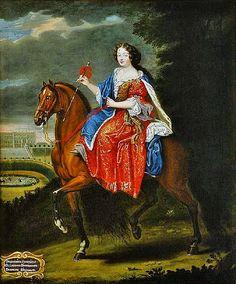 Françoise Angélique de La Mothe Houdancourt, madame la duchesse d'Aumont