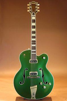 "GRETSCH[グレッチ] 1955 #6196 Country Club ""Cadillac Green""|詳細写真"