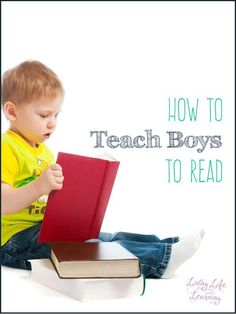 The resources I used in our homeschool to teach my boys to read