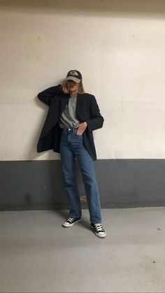 Casual Winter Outfits, Fall Outfits, Cute Outfits, Fashion Outfits, Look Formal, Paris Outfits, Coco Chanel, Ootd, Professional Outfits