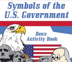 Every citizen needs to know about how our government works! That information needs to start early, and needs to be easy to under. United States Constitution, Dragons Den, Us Government, Us History, Citizenship, Book Activities, Social Studies, Curriculum, It Works