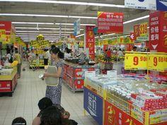 Shanghai Carrefour SuperMarket