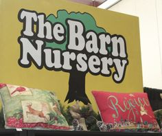 #pillows   The Barn Nursery Christmas Shop www.barnnursery.com 120113