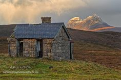 Elhpin Ruined Bothy & Suilven, Sutherland