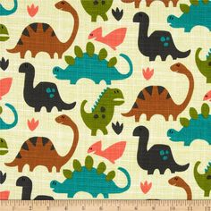 Michael Miller Hashmark Old Friends Pistachio from @fabricdotcom  Designed for Michael Miller, this cotton print is perfect for quilting, apparel and home decor accents. Colors include white, charcoal grey, brown, black, coral pink and shades of green.