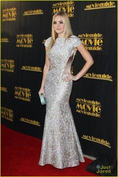 AJ Michalka & Lucas Grabeel: Movieguide Awards! | aj michalka lucas grabeel movieguide awards 05 - Photo