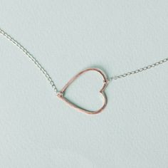 I just bought This Heart of Mine Necklace from Beatrix Bell Designs on sneakpeeq!